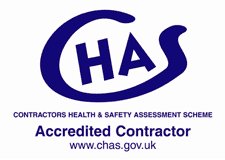 CHAS Accreditred Contractor